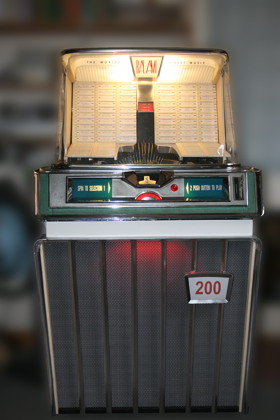 jukebox repair mesh