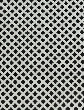 Decorative Panels Lattice Stainless 1x1m With No Backing